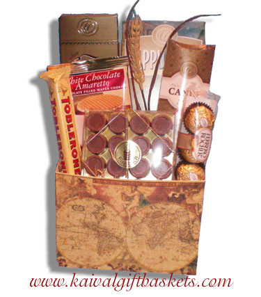 Global Gift Basket