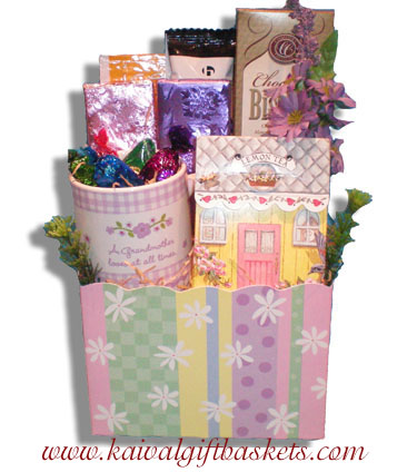 Grandmother Gift Basket