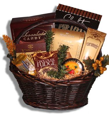 Greetings Gourmet Gift Basket
