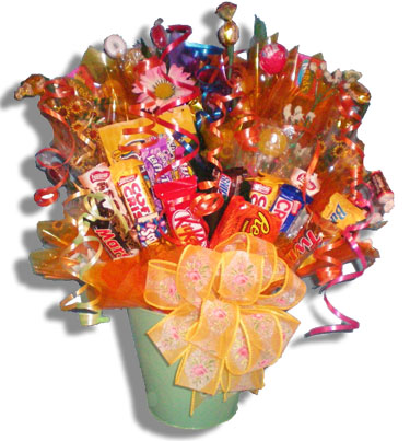 Meadow Candy Bouquet