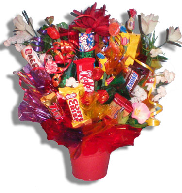 Munchies Candy Bouquet