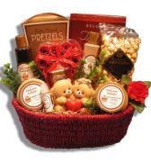 Paradise Gift Basket