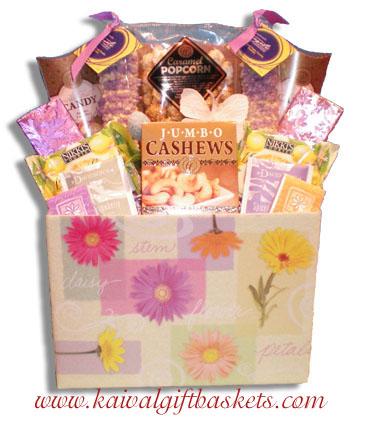 Petals Gift Basket
