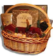 Yuletide Christmas Gift Basket Canada