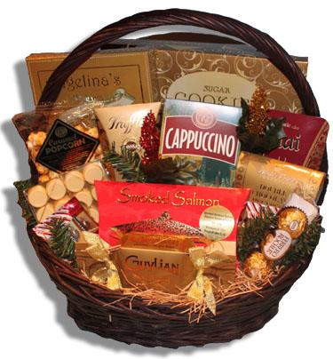 Royale Holiday Gift Baskets Canada