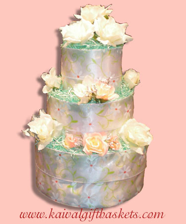 Simple Elegance Diaper Cakes Canada