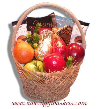 Snacker Fruit Gift Baskets