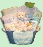 Snuggles Baby Gift Basket Alberta