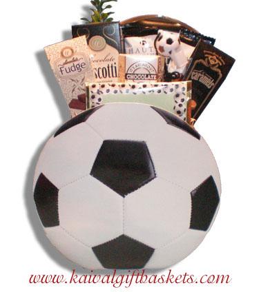 Soccer Ball Gift Baskets Canada