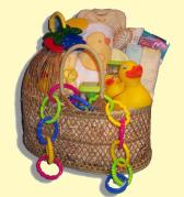 Sweet Baby Gift Baskets Canada