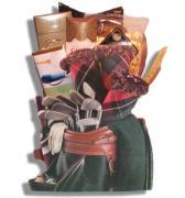 Tee Time Golf Gift Baskets British Columbia, Canada