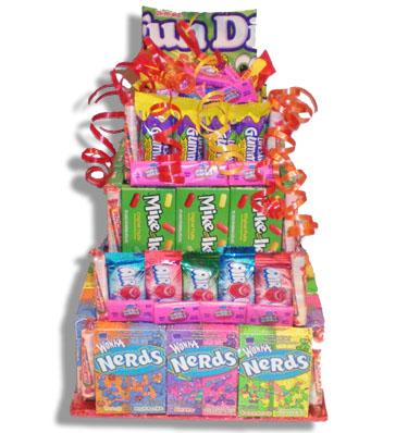 Treats Candy Cake