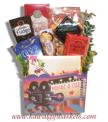 You're A Star Gift Basket for Men