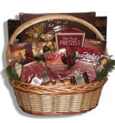 Yuletide Gourmet Gift Basket