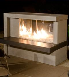 Outdoor Fire Design