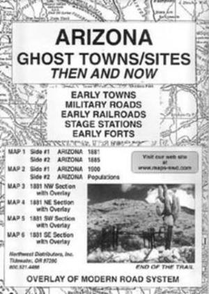 gold mining ghost towns