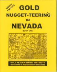 Gold Nugget-Teering in Nevada