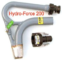 Hydro-Force 200 nozzle
