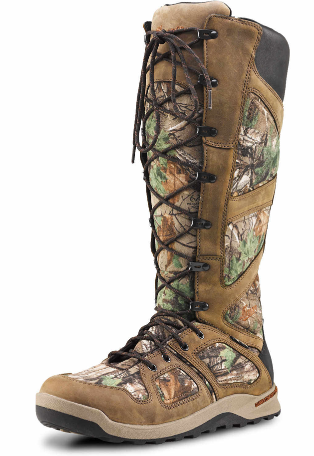 Danner Steadfast 17 Quot Realtree Xtra Green Snake Boots