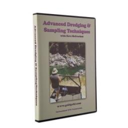 Advanced Gold Dredging DVD