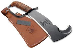 Woodman's Pal Premium with leather sheath