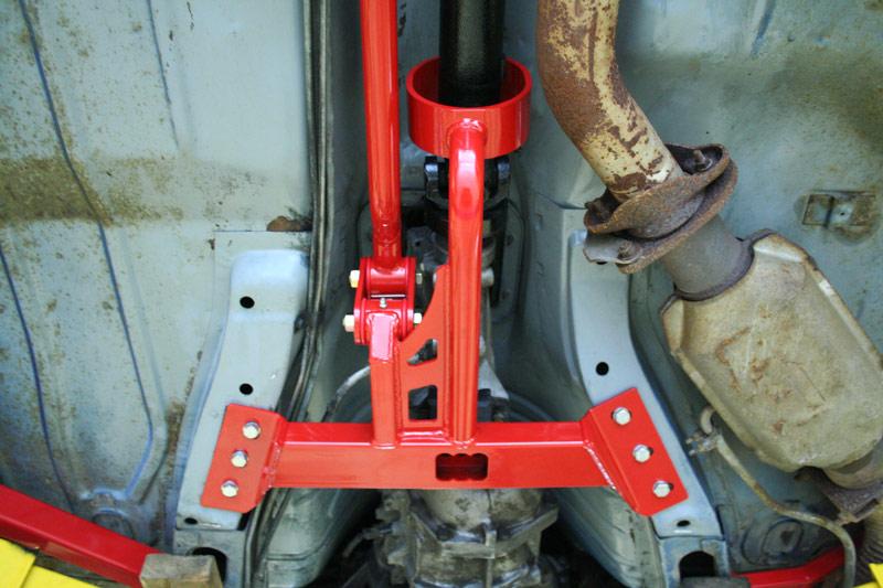 82 92 Camaro Firebird Tunnel Mounted Torque Arm Fits