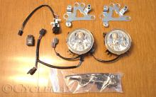 GL1800 Clear Fog Light Kit