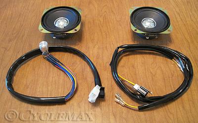 GL1500 Rear Speaker Kit