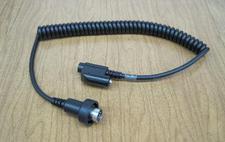 Elite Series Lower Headset Cord with Speaker Jack