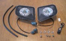 GL1800 Single Shooter LED Cowl Lights
