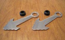 Cruis Wing Helmet Lock Extensions