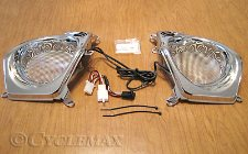 Kuryakyn Goldwing GL1800 LED Speaker Grilles