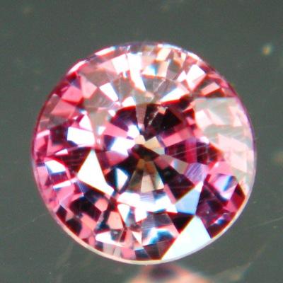 Rose purple Tanzanian sapphire