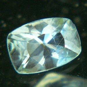 Thai sapphire no heat silver blue green
