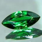 2 carat chrome tourmaline