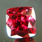Ceylon red garnet in good color