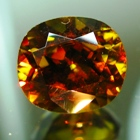 titanite, tourmaline, spessartite, spinel, jade, sapphire all natural gemstones without any kind of treatment