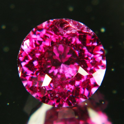 the only precision cut natural unheated ruby over two carat