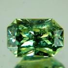 mint to ivy green demantoid