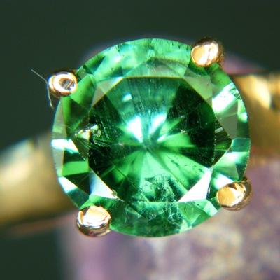 untreated gemstone jewelry