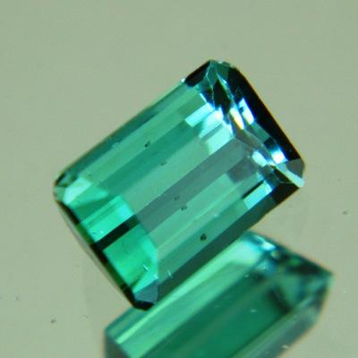 Mint green Afghani tourmaline