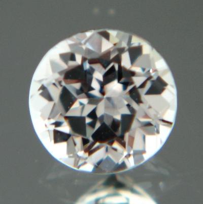 Tinted white Montana sapphire