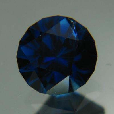 Deepest kashmir blue Ceylon sapphire