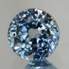 Sky blue Montana sapphire