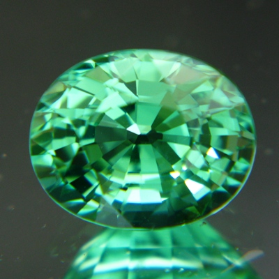 finest green copper paraiba tourmaline
