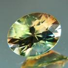 Cold multicolor Oregon sunstone