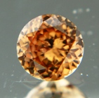 Orange Yellow Ceylon Zircon