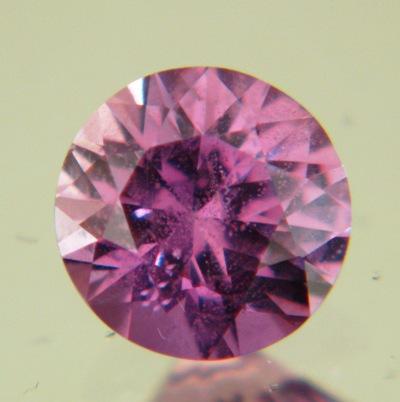 Lavender pink purple Ceylon sapphire