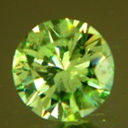 namibian demantoid round