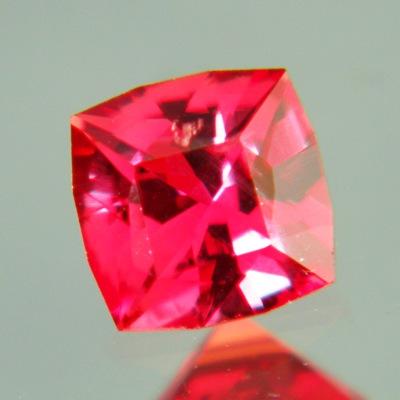 untreated high-end orange ruby